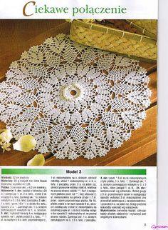 Decoração em Crochê Rússia 4-2007 - soniartes crochê 2 - Álbumes web de Picasa