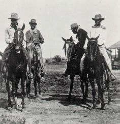 Black Cowboys, Real Cowboys, Wild West Cowboys, Rodeo Cowboys, Cowgirl Images, Famous African Americans, Into The West, The Lone Ranger, Black History Facts