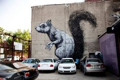 Awesome Street Art in New York City!