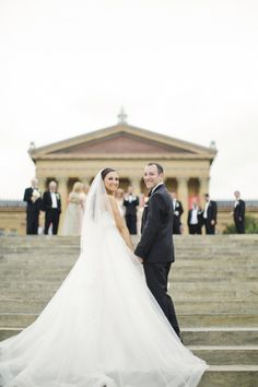 InStyle Editor's Philadelphia Wedding (Photo by Cly By Chung)
