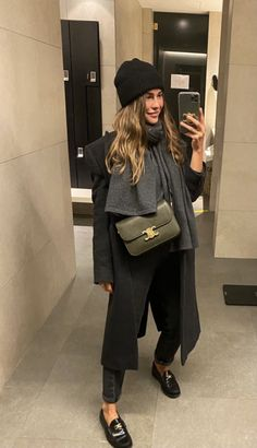 Winter Fashion Outfits, Look Fashion, Autumn Winter Fashion, Winter Outfits, Womens Fashion, 2000s Fashion, Mode Outfits, Casual Outfits, Mode City