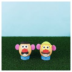 """69 Likes, 10 Comments - DIY Blog ✨ Amy Neal (@theglitterinmytea) on Instagram: """"---Insta-DIY: Mr. Potato Head Easter Eggs--- Time commitment: 🕰🕰🕰(out of 3) Supplies: •Hard boiled…"""""""
