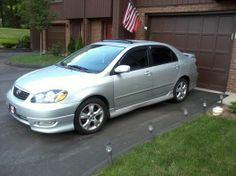 2003 toyota corolla manual transmission
