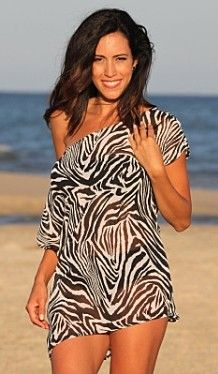 Zebra cover-up