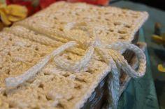 crochet bible cover