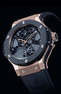 Hublot Bat Bang Gold