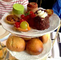 The Afternoon Tea Club Reviews: Hotel De Orangerie, Brugge, Belgium