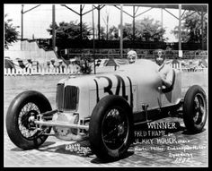 Indy 500 Winner Fred Frame Photo 8x10 Indianapolis 1932 Race Speedway | eBay