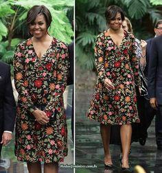 21 de março, 2016 No último domingo, o presidente dos Estados Unidos, Barack Obama, desembarcou em Cuba para uma visita história à ilha comunista. A presença da primeira-dama Michelle Obama em solo cubano foi...