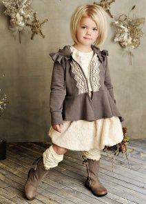 Persnickety Victoria Grey Jacket van Persnickety kinderkleding