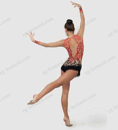 Queen of Spades, Competition Leotards, pic 5