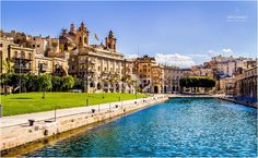 Amazing Cospicua Malta Malta Island, Little Island, Mediterranean Sea, Archipelago, European Travel, Beautiful Islands, Maltese, Amazing Places, Viajes