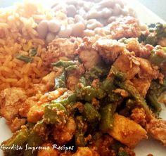 ... peanut oil bay chicken peanut perloo recipes dishmaps chicken peanut