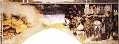 Antonio di Puccio Pisano, il Pisanello Storie di San Giorgio, 1436-1438  Chiesa di Sant'Anastasia, Verona