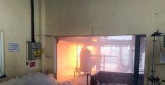 Tekirdağ Valiliği'nden boya-kimya fabrikasındaki yangın açıklaması