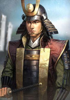 Azai Nagamasa This looks quite like Taro.