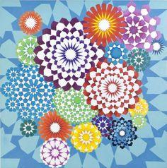 Aaram Bluecomposition - Zarah Hussain