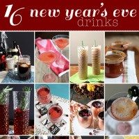 16 New Year's Eve Drinks | The Speckled Palate