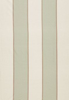 Montebello Stripe (Pearl) Schumacher Fabric