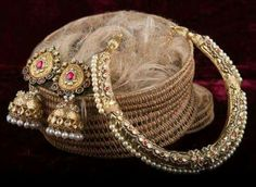 Beautiful Indian antique jewellery set