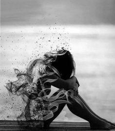 Black and white photography - Phone Wallpaper Dark Art Drawings, Sad Art, Art Sketchbook, Belle Photo, Black And White Photography, Art Girl, Art Sketches, Photo Art, Fantasy Art
