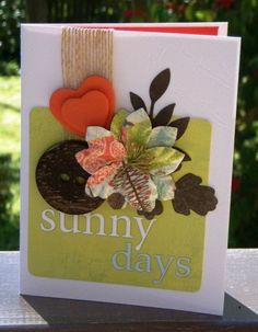 TLC443   Sunny Days