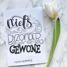 131 vind-ik-leuks, 4 reacties - Letterfabriek (@letterfabriek) op Instagram: 'Toon Hermans knows best! Januari was echt ruk, maar met een antibiotica kuur voel ik me voor het…'