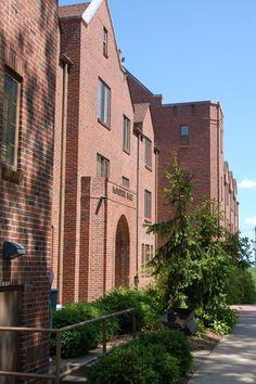 McMurray Hall