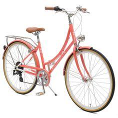Retrospec Bicycles - Venus-7 Step-Thru Seven-Speed City Bike , Retrospec Bicycles - 3