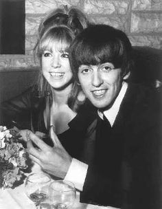 In The Life Of...The Beatles: Pattie Boyd and George Harrison Pictures