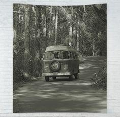 VW Love Tapestry