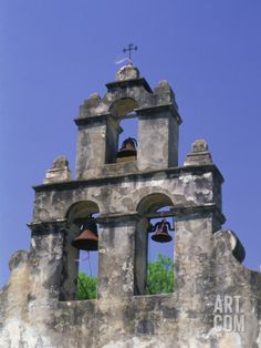 Mission San Juan, San Antonio, Texas Photographic Print by David Davis at Art.com