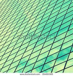 texture background of modern building windows, vintage effect