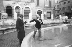 1960 Federico Fellini won Golden Palm in Cannes with 'La Dolce vita' ""
