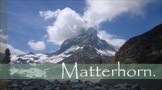 Matterhorn the beauty of stone - Mario Reinhardt