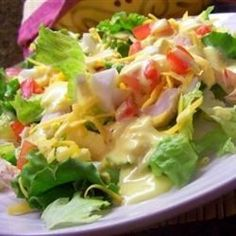 """Honey Mustard Dressing II 