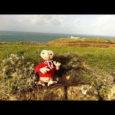 #ET in #LandsEnd #Cornwall