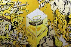 The Weird Travels Pt.2 / DXTR & Friends 2012 by DXTR , via Behance