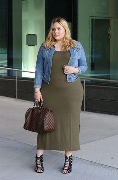 Plus Size Fashion - Plus Size Outfit Plus Size Fashion for Women - Plus Size Spring Outfit