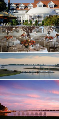 The Inn At Longs By Onthemarc Is Located On Saugatuck River Inlet In Westport