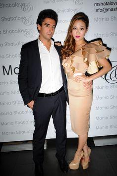 Behind the scene: fashion show of Maria Shatalova Pogrebnyak.