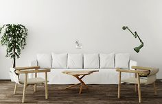 Somewhere I would like to live: New project / Wood and White Apartment in Barcelona