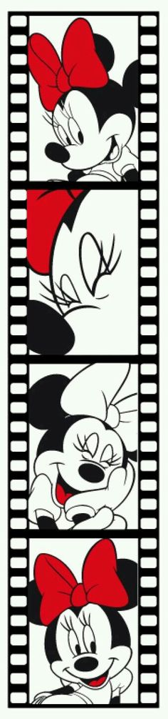 Minnie Mouse by alyssa Disney Dream, Disney Love, Disney Magic, Disney Art, Mickey Mouse E Amigos, Mickey Mouse And Friends, Mickey Minnie Mouse, Scrapbook Da Disney, Retro Disney