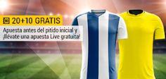 el forero jrvm y todos los bonos de deportes: bwin promocion 10 euros Deportivo vs Las Palmas 26...