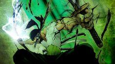 Zoro Wallpaper HD By Lukebpcdeviantart On