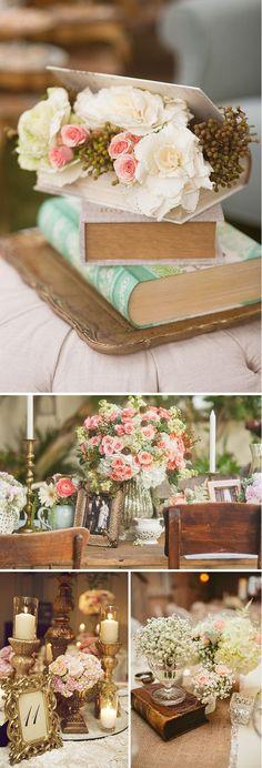 Bodas Victorianas: Ideas e Inspiración para una boda vintage