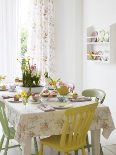 Spring Styling by Selina Lake