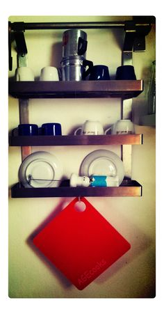 AGEcooks baby chef: plexi cutting board in my home kitchen