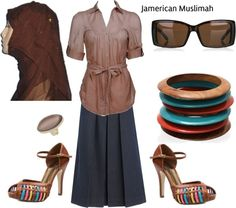 """Back to Earth"" by jamericanmuslimah on Polyvore"