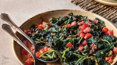 Spinach, Vegetables, Ethnic Recipes, Food, Essen, Vegetable Recipes, Meals, Yemek, Veggies